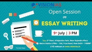 Open Session on Essay Writing