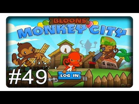 Wieder sooo viele Boxen #49 || Let's Play Bloons Monkey City | Deutsch | German