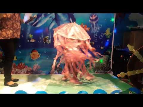 jellyfish dance and costume
