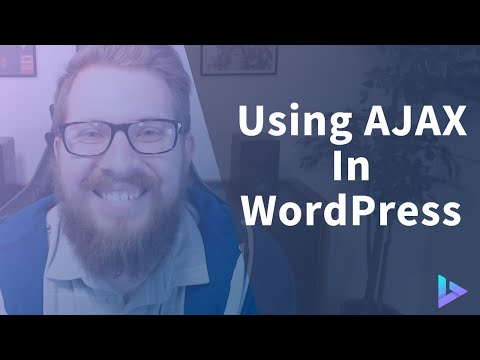 Using the built-in jQuery AJAX form in WordPress
