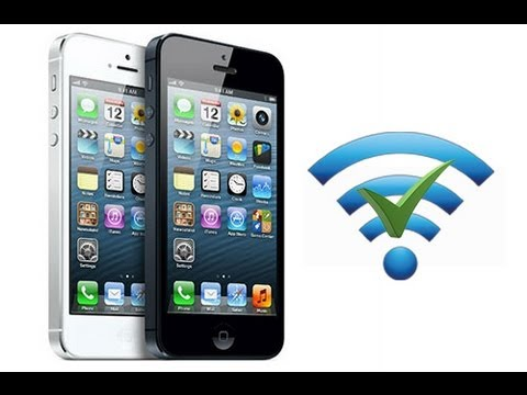 How to make your WiFi fatser on IPhone, IPad, and IPod (No Jailbreak!)