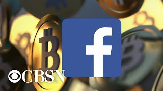 Facebook questioned over cryptocurrency plans