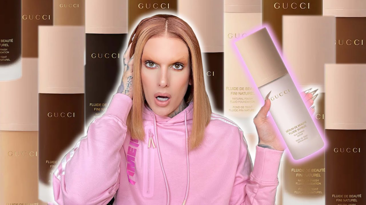 $68 GUCCI Foundation… Is It Jeffree Star Approved?!