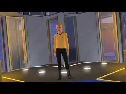 The Sims 3 - Star Trek Parody