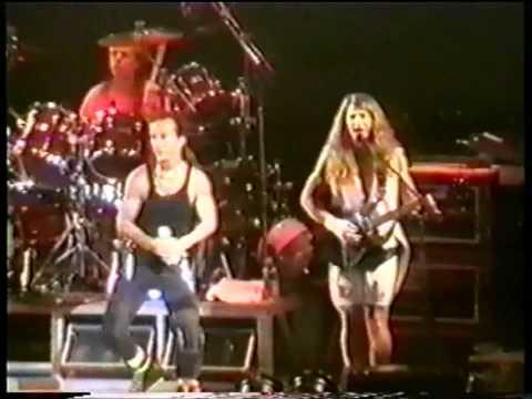Kansas - Live - Carry On Wayward Son (Rosemont,Illinois)1996