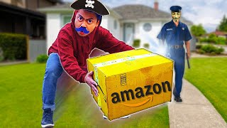 Download 10 Ways To Stop a Package Pirate.. Video
