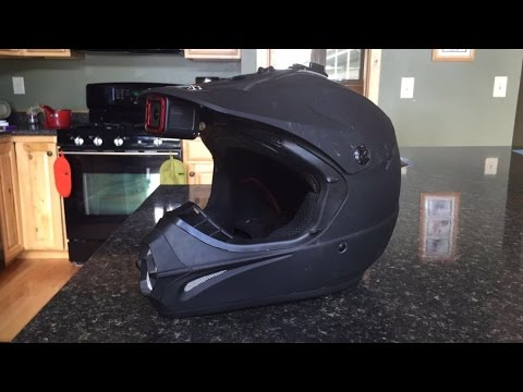 GoPro Hero Session Helmet Mounting!