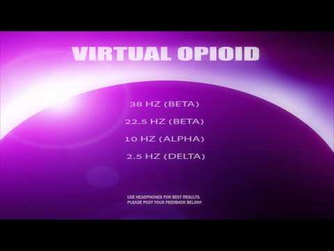 Virtual Opioid (V.3) | Create Feelings of Euphoria | Binaural/Monaural Fusion | Meditation Audio