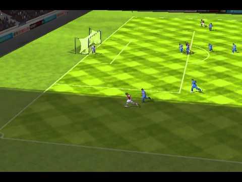 FIFA 13 iPhone/iPad - Wigan Athletic vs. Arsenal