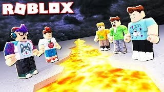 Roblox Adventures - CAN YOU SURVIVE THE END OF ROBLOX!? (Escape Apocalypse Obby)