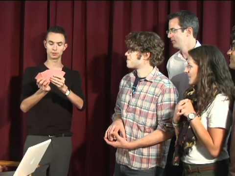 Howcast LIVE on YouTube: Magic Secrets Unlocked!