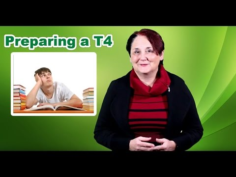 Preparing a T4: Things You Should Know