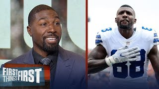Greg Jennings explains why Dez signing with the G-Men would be