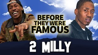2 Milly   Before They Were Famous   Rapper Sues Fortnite   Biography