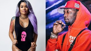"Offset ""Baby Mother Proves She Can Rap As Good As Cardi B"""
