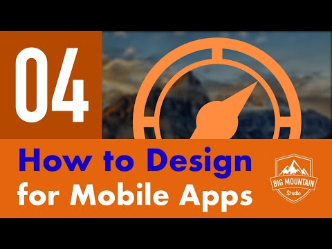Mobile App Design Tutorial - Part 4 - Itinerary App