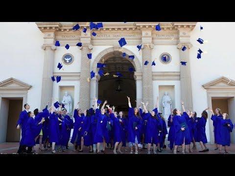 Ryan's Graduation 2018 👨🎓 Mother of Divine Grace School!