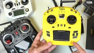 Jumper T12 vs Taranis QX7 -What is the best drone remote