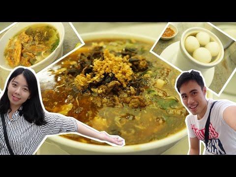 The Best Pan Mee or Mee Hoon Kueh Dough ?