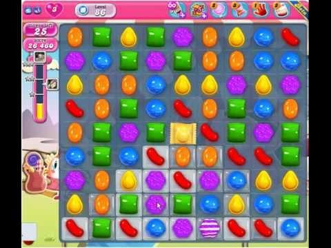 Candy Crush Saga Level 86 ★★★