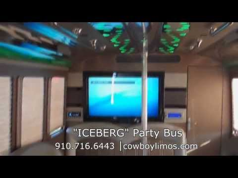 Party Bus Fayetteville NC | Party Bus Rental Fayetteville NC | Limo Service Raleigh NC