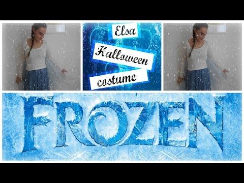 Elsa halloween costume I #BooBook  ✞