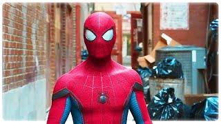 Spider Man Homecoming friendly Neighbourhood Spiderman Movie Clip 2017 Superhero Movie Hd