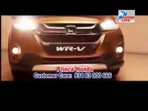 WR-V HONDA CAR AD