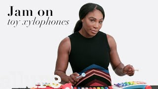 Serena Williams Tries 9 Things She