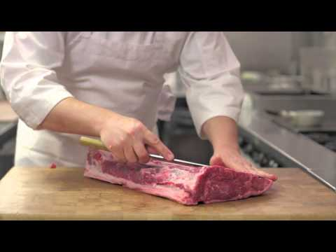 How to Cut a New York Strip Steak : All About Steak