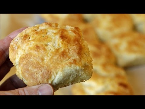 Buttermilk Biscuit Recipe (super-short version for busy people)