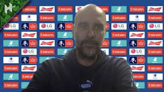 Kevin De Bruyne is our penalty taker I Newcastle Utd 0-2 Man City I Pep Guardiola press conference