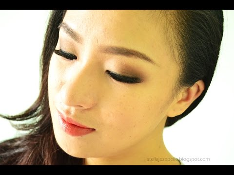 Fast Daily Everyday Makeup Routine