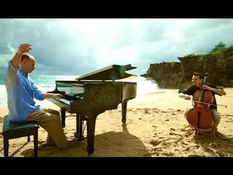 Over the Rainbow/Simple Gifts (Piano/Cello Cover) - The Piano Guys
