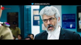 Ner Konda Paarvai Official Trailer Reaction | Thala Ajith | Shraddha Srinath | Zee Music South