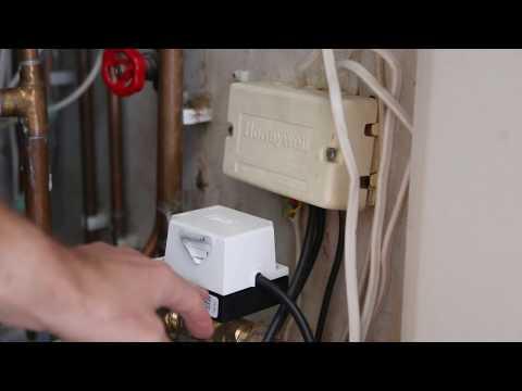 Replacing Faulty Danfoss HSA3 3 port valve Actuator - Hot water but no central heating