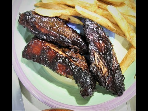 BBQ Country Ribs Oven Best You've Ever Had Perfect for 4th of July Cheap too