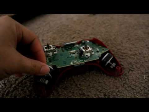 How to put Together an Xbox360 Controller