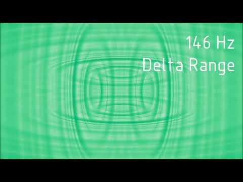 Pure 146 Hz Delta Range Binaural Beats [30 min]