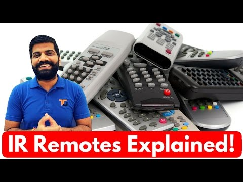 IR Remotes Explained | Control Everything!!!