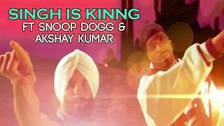 Singh Is Kinng ft Snoop Dogg & Akshay Kumar | Singh Is Kinng