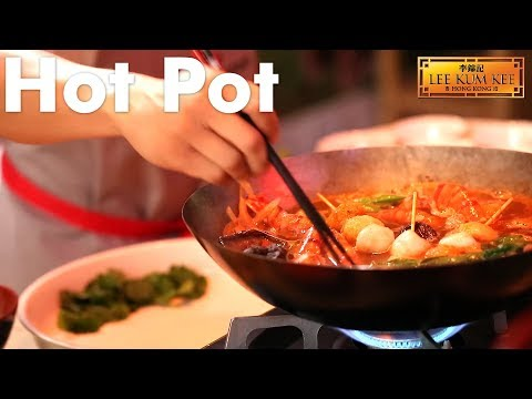 Traditional Chinese Hot Pot Recipe by School of Wok