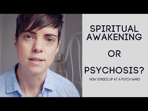 Psychosis or spiritual awakening? My mental hospital experience