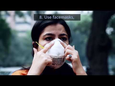 10 Natural Ways To Prevent Yourself From Delhi's Worst Air Pollution! By Sevadham-Plus
