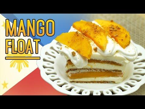 달콤상콤 망고 플롯 만들기 How to Make Mango Float! - Ari Kitchen