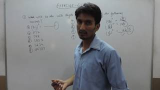 Exercise 6.1 - Question 1 NCERT/CBSE Solutions for Class 8th Maths (Squares and Square Roots)