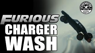 How To Wash A Furious Beast - Dodge Charger - Chemical Guys Car Care