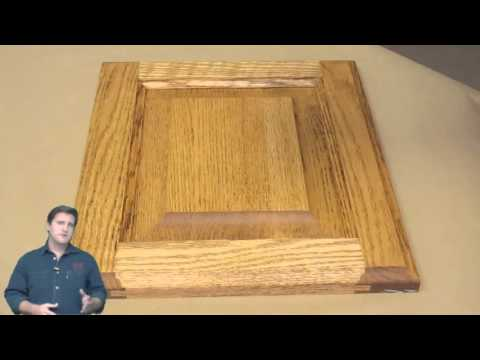 How to apply Polyurethane to stained Replacement Cabinet Doors