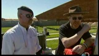 Mythbusters Bullet Proof Pizza