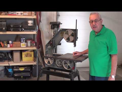 The Band Saw And It's purpose